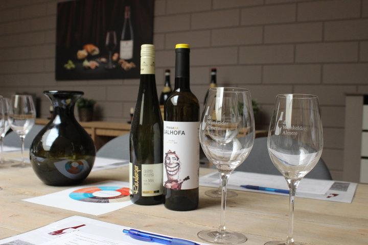 Proeflokaal - De Wijnkelder Almere