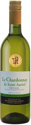 Le Chardonnay de Saint Auriol Pays d'OC IGP