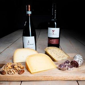 Kaas en Wijn Pakket Stolwijk