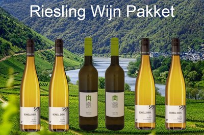 Wijnpakket Riesling