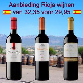 Wijnpakket Rioja