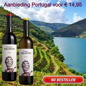 Wijnpakket aanbieding Portugal