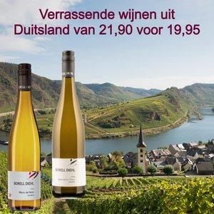 Wijnpakketaanbieding Duitsland