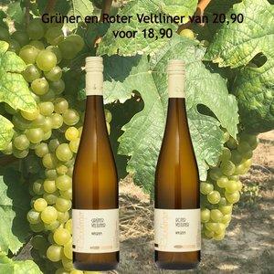 Wijnpakket Veltliner Oostenrijk