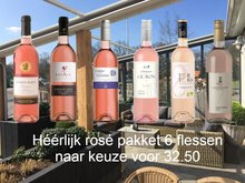 Wijnpakket Rosé