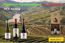 Premium wijnpakket Portugal